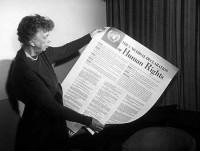 Roosvelt con la Dichiarazione