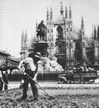 GLI ORTI DI GUERRA A MILANO NEL 1943